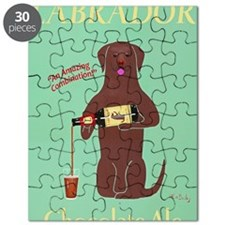 Labrador Cocolate Ale Puzzle