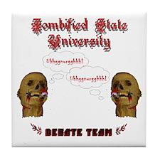 debate_team Tile Coaster