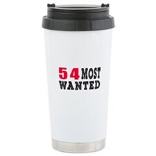 54 most wanted birthday designs Travel Mug