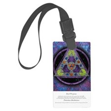 Soul Purpose Luggage Tag