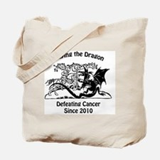 slay dragon since 2010 Tote Bag