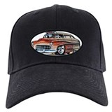 1950 mercury Baseball Cap with Patch
