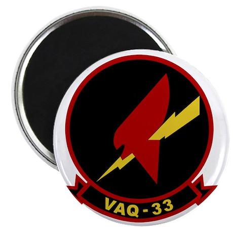 VAQ-33 Firebirds Magnet