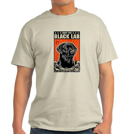 Obey the Black Lab! 07 Light T-Shirt