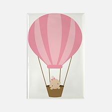 balloonbaby2 Rectangle Magnet