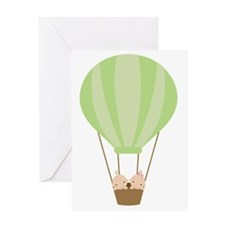 balloonbaby6 Greeting Card