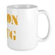 Original Union Thug Gold Mug