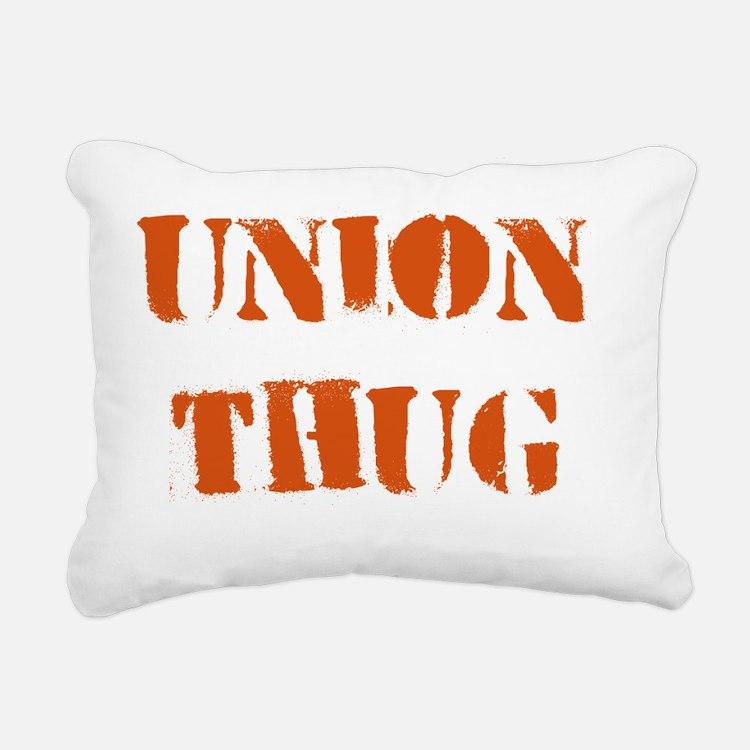 Original Union Thug Oran Rectangular Canvas Pillow