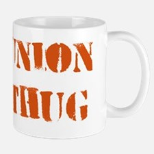 Original Union Thug Orange Mug