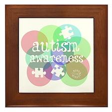 autistic_37 Framed Tile