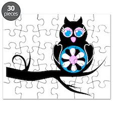 flower owl Puzzle