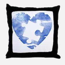 autistic_39 Throw Pillow