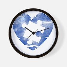 autistic_39 Wall Clock