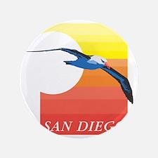 """San Diego 3.5"""" Button"""
