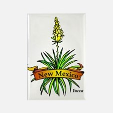 New Mexico (3) Rectangle Magnet