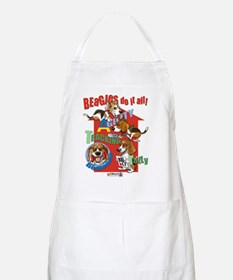 Beagles16x20 Apron