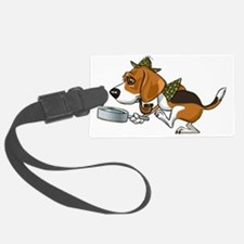 Sherlockbeagle Luggage Tag