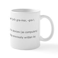programmer Mug