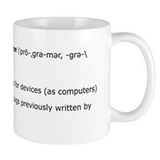 programmer Small Mug