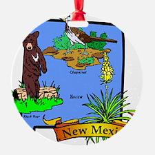 New Mexico Ornament