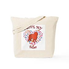 Love Toller Tote Bag