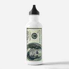 42_H_F_apron Water Bottle