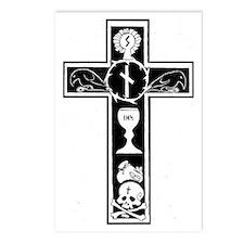 Totenkreuz Postcards (Package of 8)