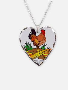 Rhode Island (3) Necklace