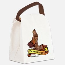 Pennsylvania (3) Canvas Lunch Bag