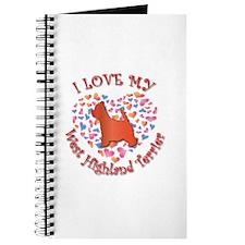 Love Terrier Journal