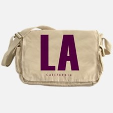 LA_10x10_apparel_L.A._Blue Messenger Bag