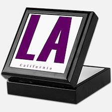 LA_10x10_apparel_L.A._Blue Keepsake Box
