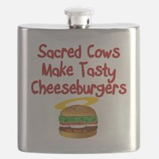Sacred Cows Flask