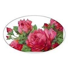 cut roses flip Decal