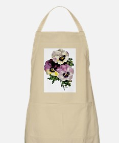 pansy water colourfinal signed3000 copy flip Apron