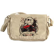 Knuckle Head Messenger Bag