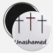 10x10_apparel-Unashamed Magnet