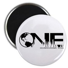 ONE earth Magnet