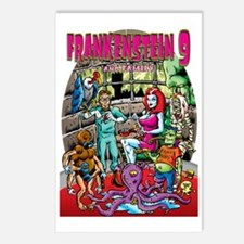 F9familybig Postcards (Package of 8)