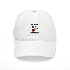 My Aunt Is A Rockstar Baseball Cap