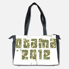 obamaBB2012camo Diaper Bag