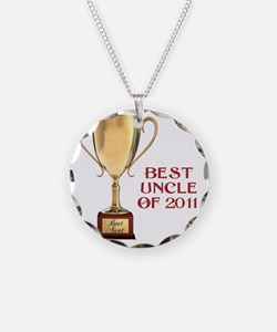 best-uncle-of-2011 Necklace