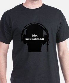 SoundManBig3 T-Shirt