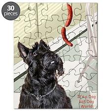 Dog Eat Puzzle