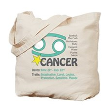 cancersquare Tote Bag