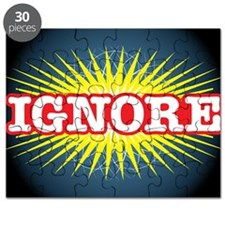 Ignore-Star-Banner Puzzle