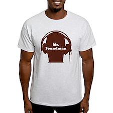 SoundManBigRed T-Shirt