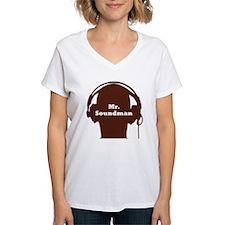SoundManBigRed Shirt