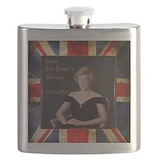 Diana_the_peoples_Princess_52x62 Flask
