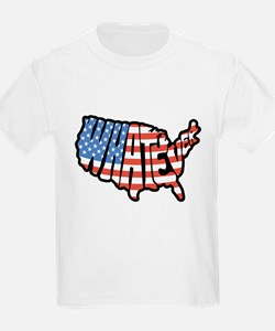 United States of Whatever Kids T-Shirt